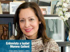 Entrevista a la Dra. Moreno en la revista Valencia Médica