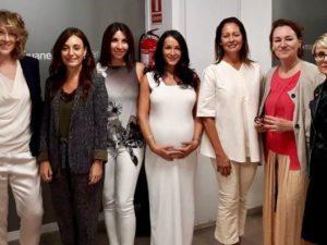La Dra Moreno en el I Foro de Medicina en Femenino